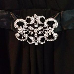 Haani Dresses - Semi formal black dress